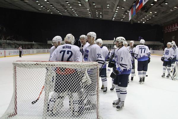 Челмет (Челябинск) - ХК Рязань 2:4. 25 октября 2015