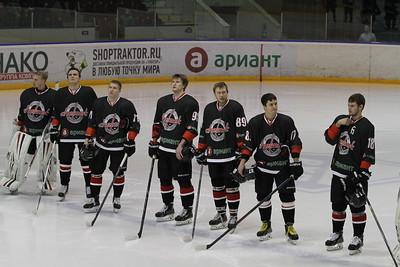 Челмет (Челябинск) - СКА-Нева (Санкт-Петербург) 0:3. 13 декабря 2015