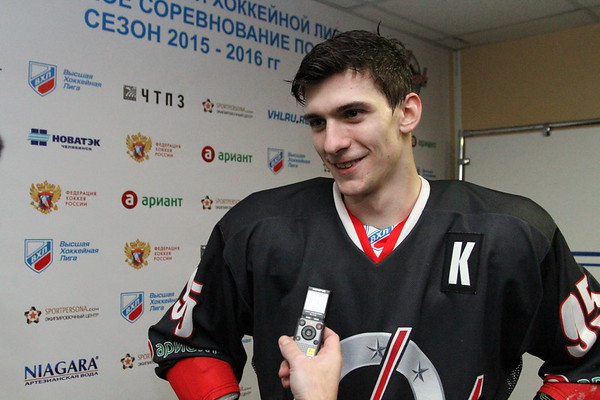 Александр Тридчиков