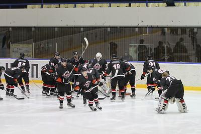 Челмет (Челябинск) - Сокол (Красноярск) 4:3 Б. 13 января 2016