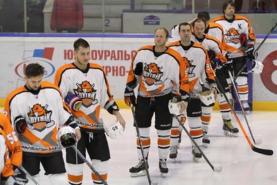 Челмет (Челябинск) - Спутник (Нижний Тагил) 3:4 Б. 21 ноября 2015