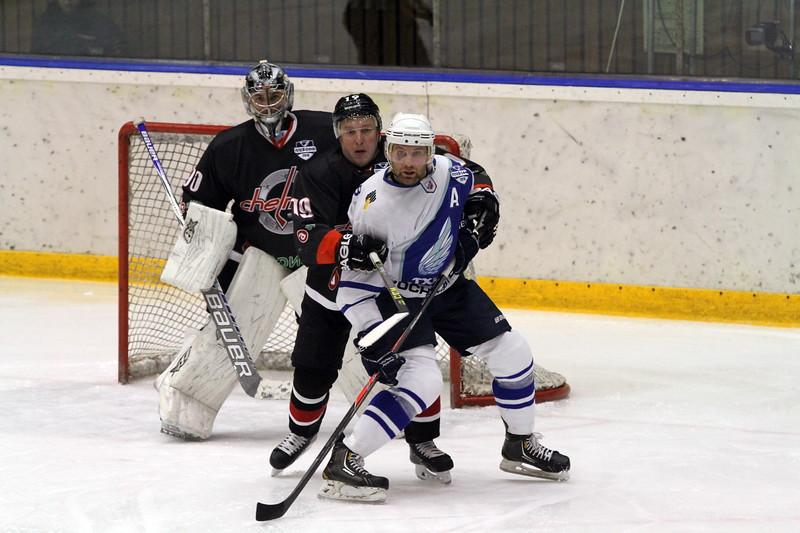Челябинская команда Высшей хоккейной лиги Челмет уступила в Твери местному ТХК со счётом 4:5. ТХК выходит вперёд в серии - 3:2.