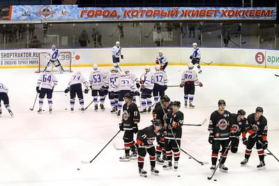 Челмет (Челябинск) - ТХК (Тверь) 0:1 ОТ. 1 марта 2016