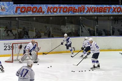 Челмет (Челябинск) - ТХК (Тверь) 4:1. 29 февраля 2016