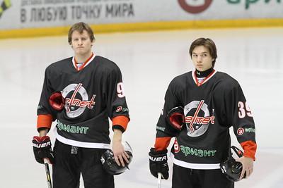 Челмет (Челябинск) - Торос (Нефтекамск) 3:1. 15 ноября 2015