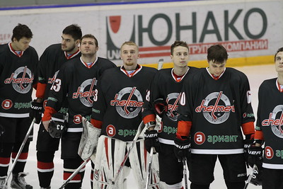 Челмет (Челябинск) - Зауралье (Курган) 1:2. 6 февраля 2016