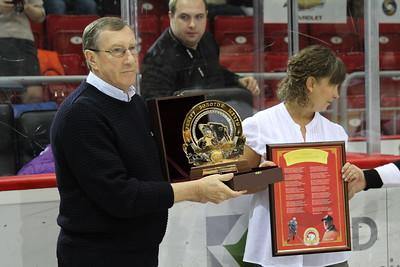 Валерий Белоусов, главный тренер команды Трактор Челябинск