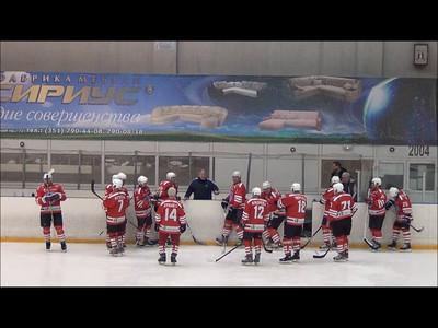 Лафарж (Челябинск) - Трактор (Челябинск) 2:2. 27 февраля 2013