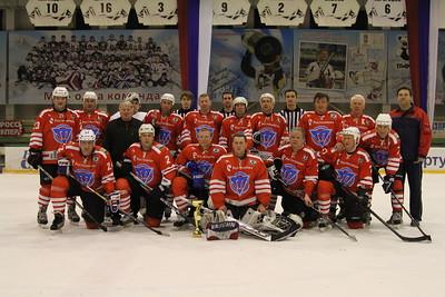 Ветераны хоккея с шайбой/Ice hockey veterans