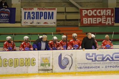 Трактор (Челябинск) - Центурион (Челябинск) 3:2. 29 апреля 2013
