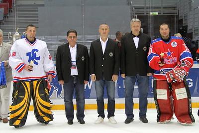 ЦСКА (Москва) - Крылья Советов (Москва) 1:0. 10 мая 2013