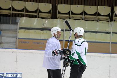 Lafarge (Челябинск) - Мечел (Челябинск) 5:2. 14 ноября 2011