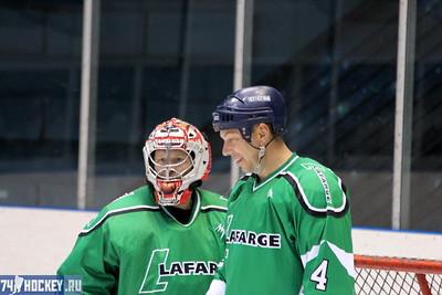 Lafarge (Челябинск) - Трактор (Челябинск) 2:0. 20 октября 2011