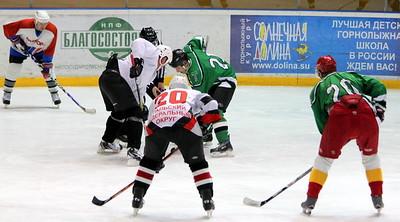 Lafarge (Челябинск) - Трактор (Челябинск) 5:0. 21 ноября 2011