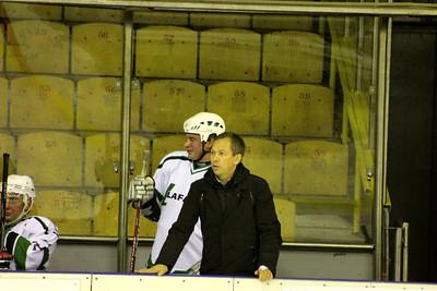 Lafarge (Челябинск) - Мечел (Челябинск) 9:3. 24 октября 2011