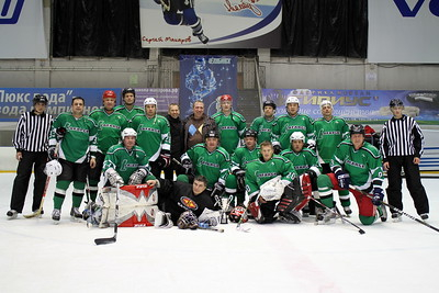 Lafarge, хоккей