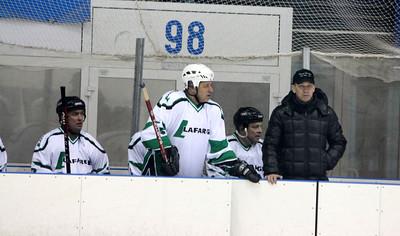 Lafarge (Челябинск) - Трактор-Челси (Челябинск) 7:3. 12 декабря 2011