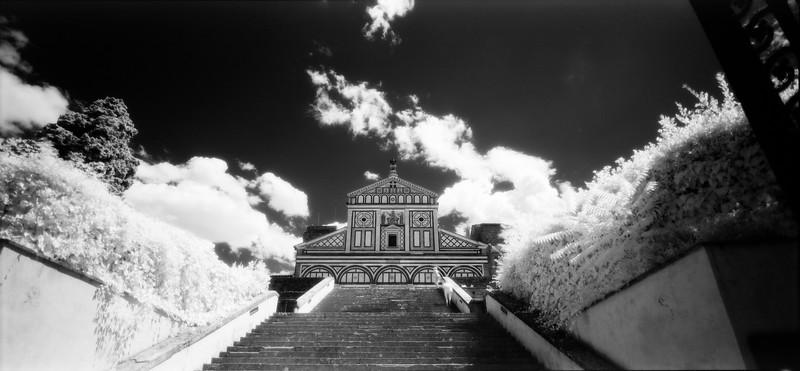 10  Florentine stairs