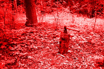 Красный топор // Red Axe