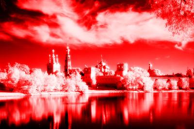 Красный Новодевичий 2 // Red Novodevichiy Monastery 2