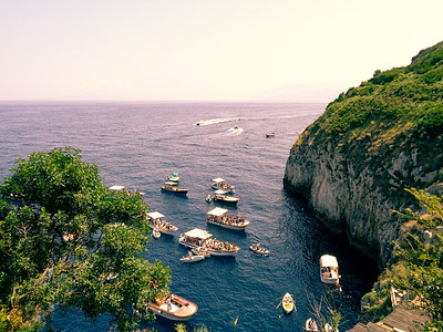 амалфийското крайбрежие