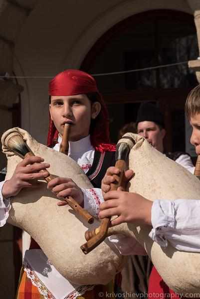 Гайдар от село Момчиловци