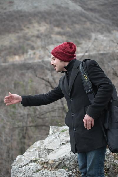 фотосесия в планината