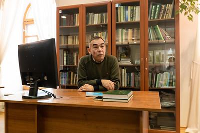 12.01.2021 - Интервью о юбилее Гали Чокрый(Фото Салават Камалетдинов )