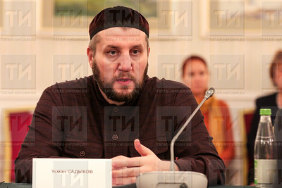 Усман Садыков, Усман Садыйков
