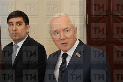 Ринат Закиров, конгресс татар, Данис Шакиров