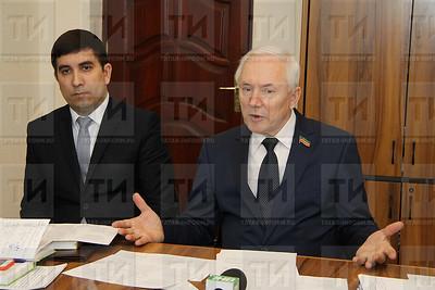 Ринат Закиров, Данис Шакиров, конгресс татар