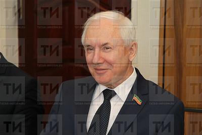 Ринат Закиров, конгресс татар