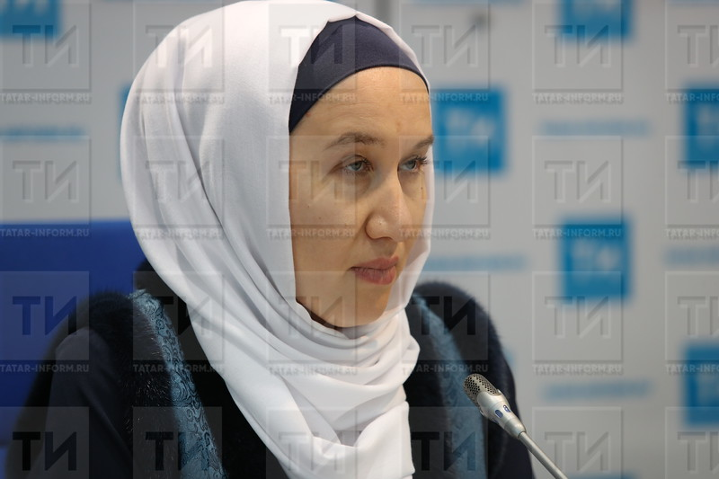 Айгөл Биктимирова, Айгуль Биктимирова, начальник отдела по делам молодежи ДУМ РТ