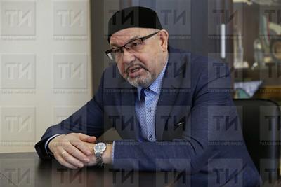 Рәфыйк Мөхәммәтшин, Рафик Мухаметшин, ректор БИА, Болгар ислам академиясе