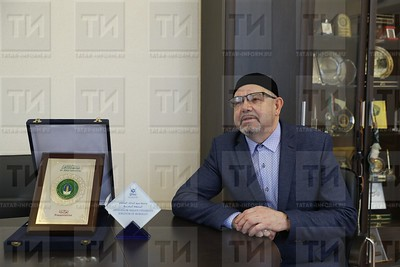 Рәфыйк Мөхәммәтшин, Рафик Мухаметшин, ректор РИИ, Болгар ислам академиясе