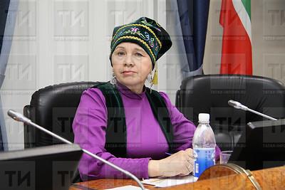 Кадрия Идрисова
