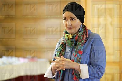 21.09.2017 -Бизнес-завтрак мусульманок(фото: Салават Камалетдинов)