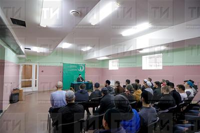 21.09.2019  - Встреча муфтия РТ с мусульманской молодежью в детском лагере Пламя  (фото Салават Камалетдинов)