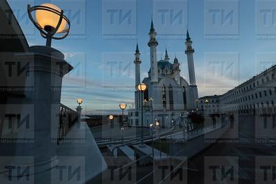 Кол Шәриф мәчете, мечеть Кул Шариф