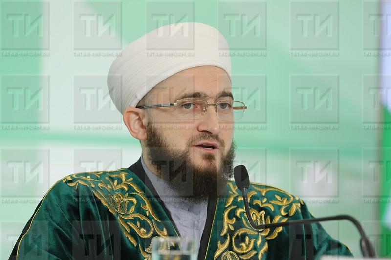 Камил Сәмигуллин, Камиль Самигуллин, муфти Татарстана, Татарстан мөфтие