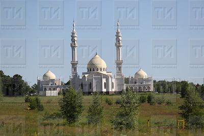 Болгар, Ак мәчет, Болгары, Белая мечеть