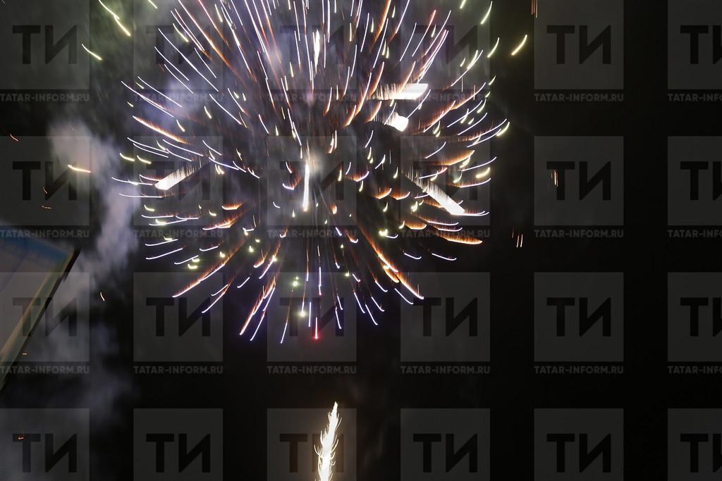 15.04.2017 Пасха - Раифский монастырь (Фото: Рамиль Гали/ ИА Татар-информ)