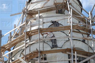 26.06.2017 Реставрация Свияжского Успенского монастыря фото Рамиля Гали