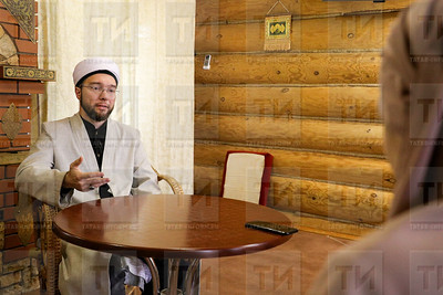 31.10.2019  - Интервью, Нурулла хазрат (фото Салават Камалетдинов)