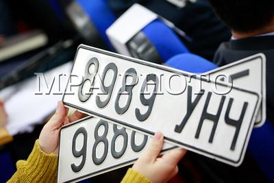 2019 дөрөвдүгээр сарын 05. ЗТХЯ-ны болон АТҮТ-ийн ажилтнууд автомашины азын дугаар арилжаалдаг эсэхийг АТГ-аас шалгана. ГЭРЭЛ ЗУРГИЙГ Г.ӨНӨБОЛД /МРА