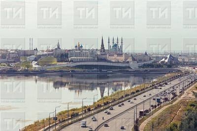 Вид на Кремль фото: Салават Камалетдинов/ ИА Татар-Информ