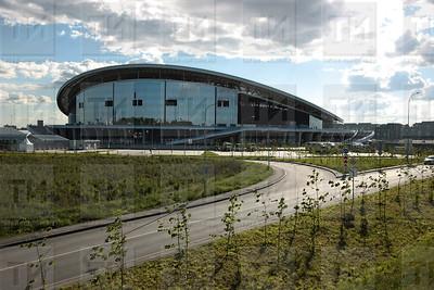 09.06.2017. Казань Арена. Фото: Николай Александров