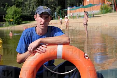 11.07.2016 - Спасатель на воде