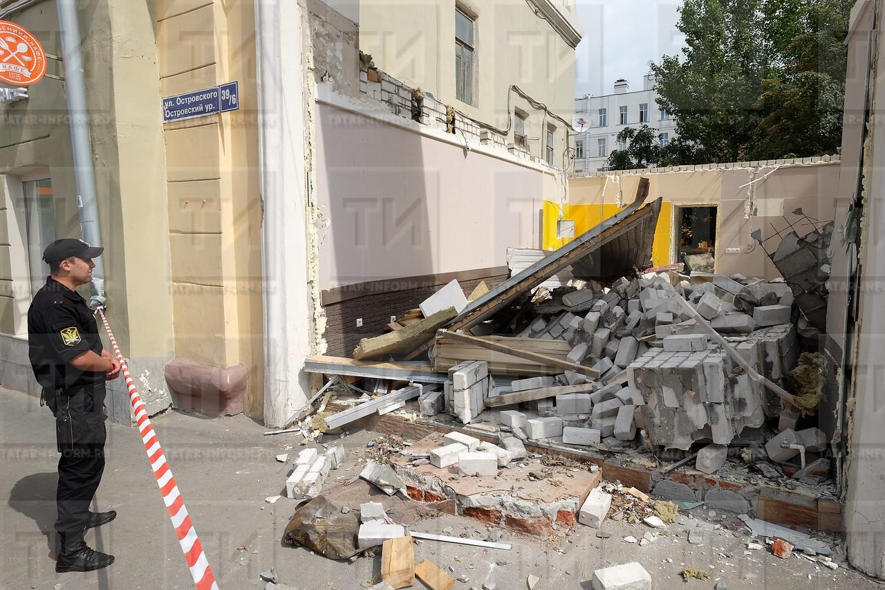 13.07.2016 - Снос магазина