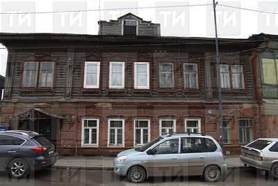 14.04.2017 - Дома на улице Волкова (Фото: Александр Эшкинин/ИА Татар-информ)